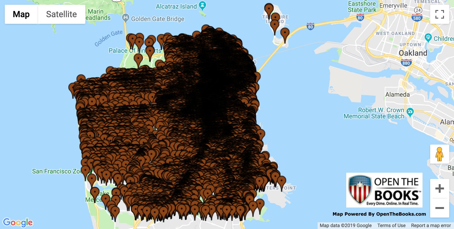 تطبيق Poop Map