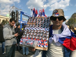 Miting Budućnost Srbije