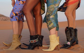 infinite boots