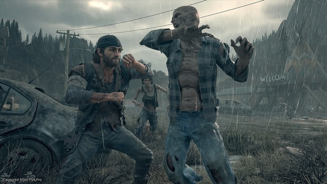 20 Hours In, 'Days Gone' Is an Ugly, Miserable Experience - VICE