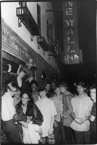 1556226543902-16-Fred-W-McDarrah-Celebration-After-Riots-Outside-Stonewall-Inn