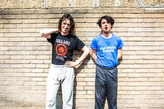 Fat White Family Serf's Up Interview