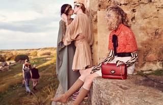 Gucci Pre-Fall 19 Campaign Shot By Glen Luchford