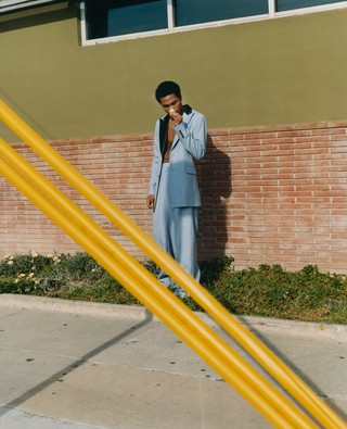 steve lacy photographed by tyler mitchell and carlos nazario in los angeles