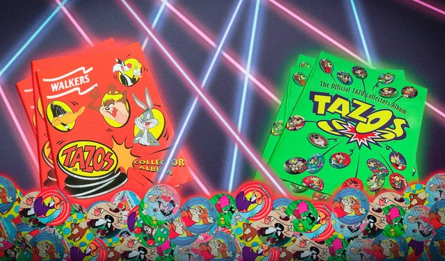 Meet the Guy Who Invented Tazos and Gave Meaning to School