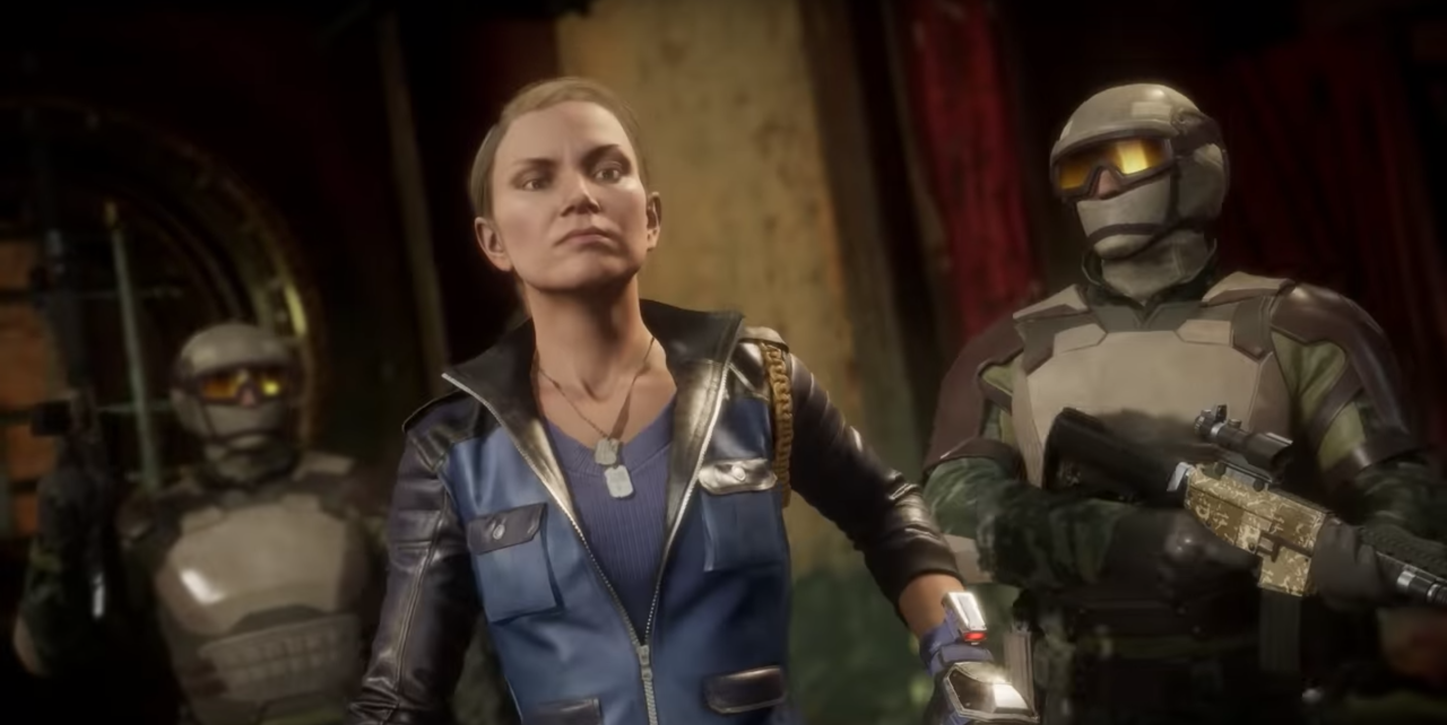 Ronda Rousey Has No Business Being In Mortal Kombat 11 Vice