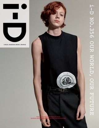 NATHAN WESTLING COLLIER SCHORR I-D MAGAZINE COVER STORY