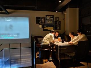 An Ingress group plots its next move