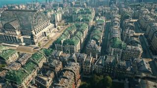 Stadt bei Anno 1800
