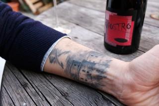 Tatuaggio_castello_montesarchio