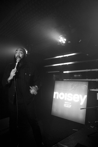 Murkage Dave performing at Noisey's 2019 Great Escape party