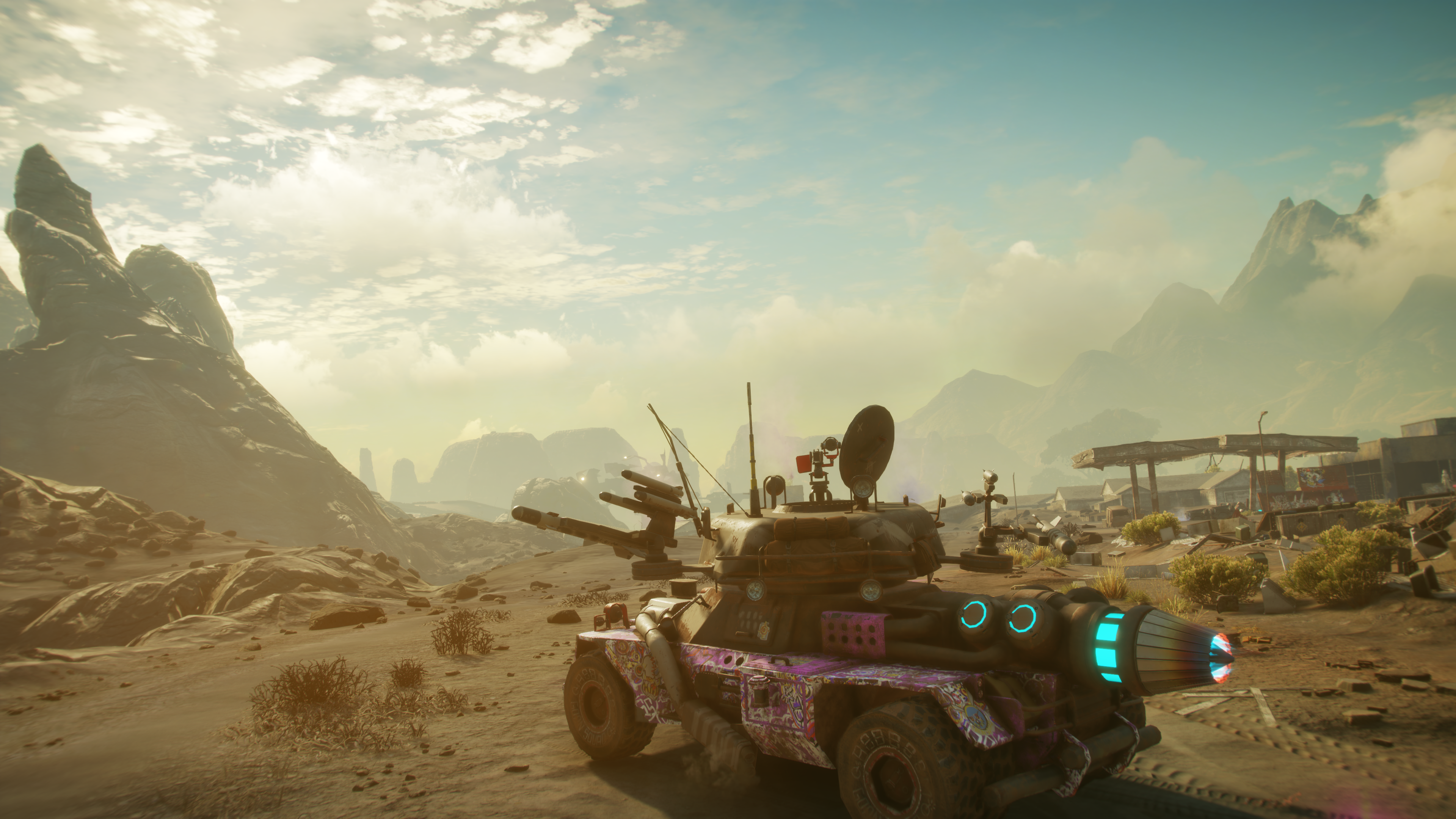 Rage 2' Is 'Doom' Meets 'Mad Max' Meets Mediocrity - VICE