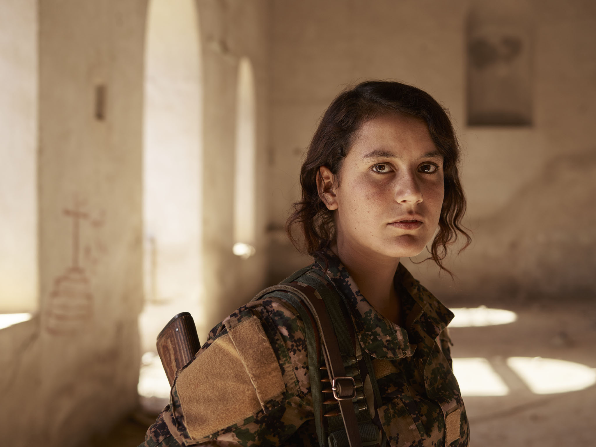 Intimate Photos of Kurdish Fighters Battling ISIS - VICE