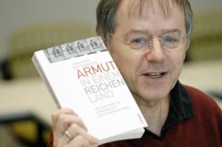 Armutsforscher Christoph Butterwegge