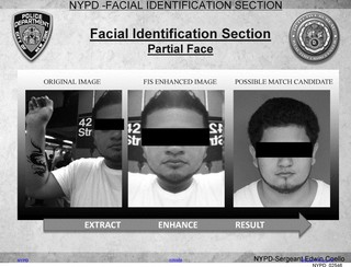 Police are allowed to manipulate probe photos before submitting them to facial recognition systems.