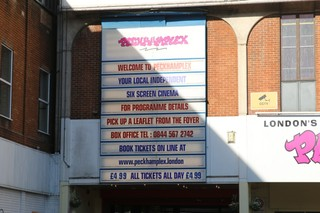 Peckhamplex Gentrification London