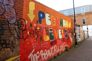 Peckham Levels Gentrification London