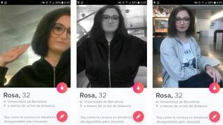 Tinder gender swap
