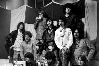 The band the MC5 and their associates.