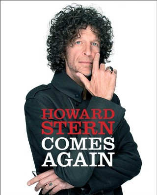 The cover of Howard Stern Comes Again