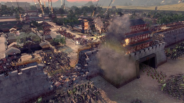 Three Kingdoms' Is the Best 'Total War' Game in a Decade - VICE