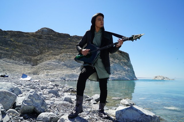 This Insanely Popular Mongolian Metal Band Makes Music Using
