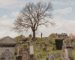 stirling scotland cemetery