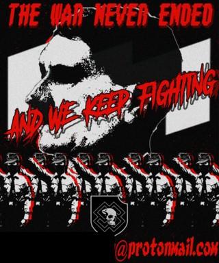 Feuerkrieg Division post found on Minds
