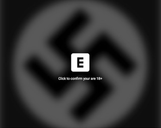 Neo-Nazi content on Minds
