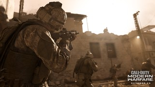 Modern Warfare Screenshot Desert