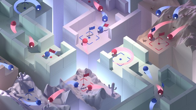 DeepMind AI Reaches 'Human-Level Performance' In Modded