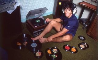 diego maradona 1980