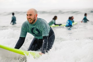 The Wave Project Surf Therapy