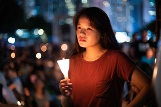 Tiananmen protests