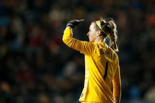 england goalkeeper Karen Bardsley