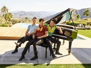 Jonas Brothers trio press photo 2019
