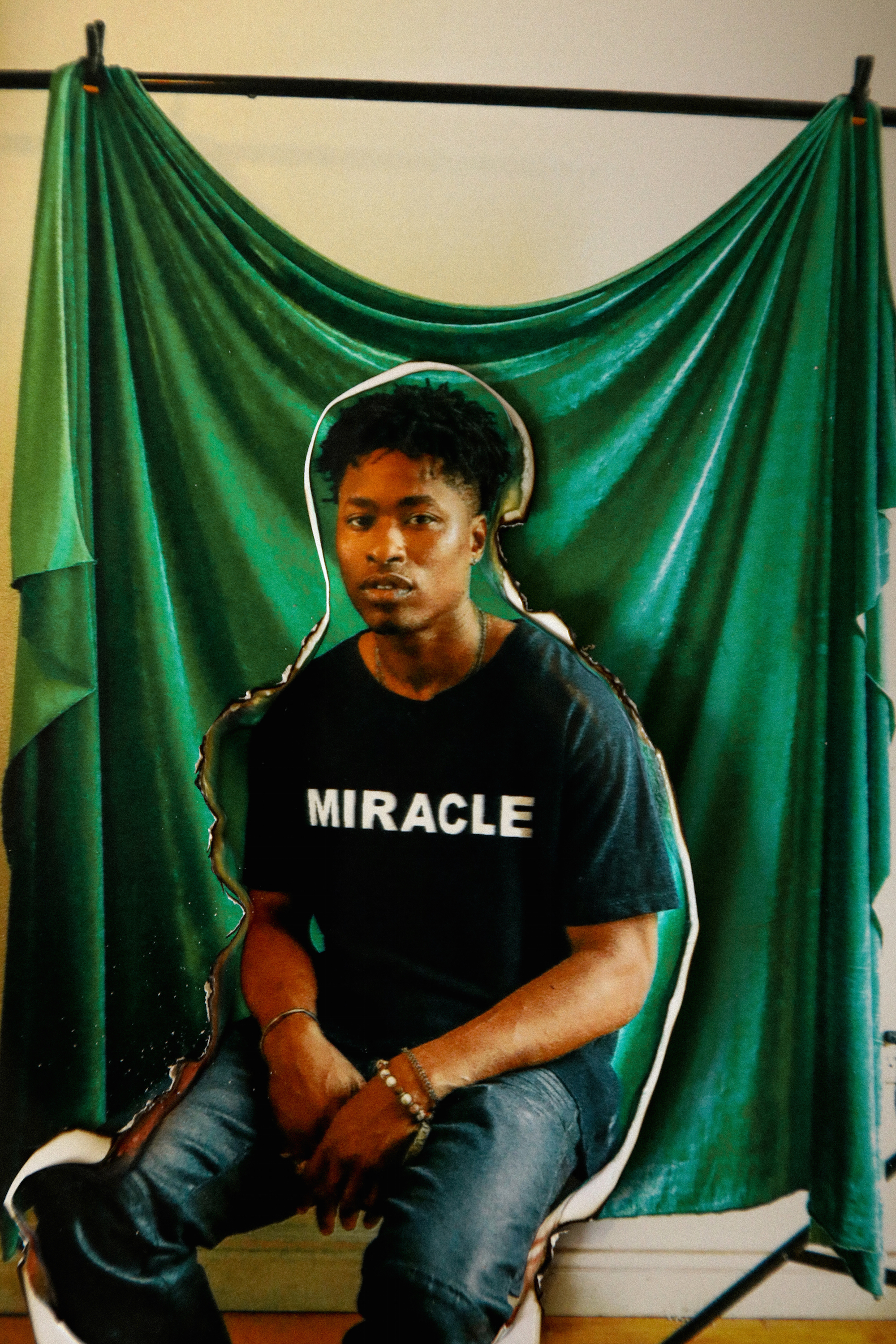 Lucky Daye Is Turning His Traumatic Religious Upbringing into Hope