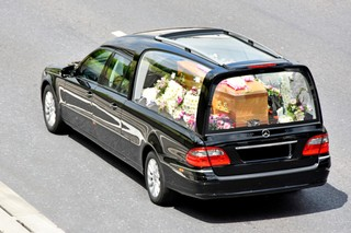 funeral hearse
