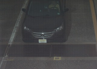 license plate scan