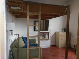 studio flat rent stoke newington
