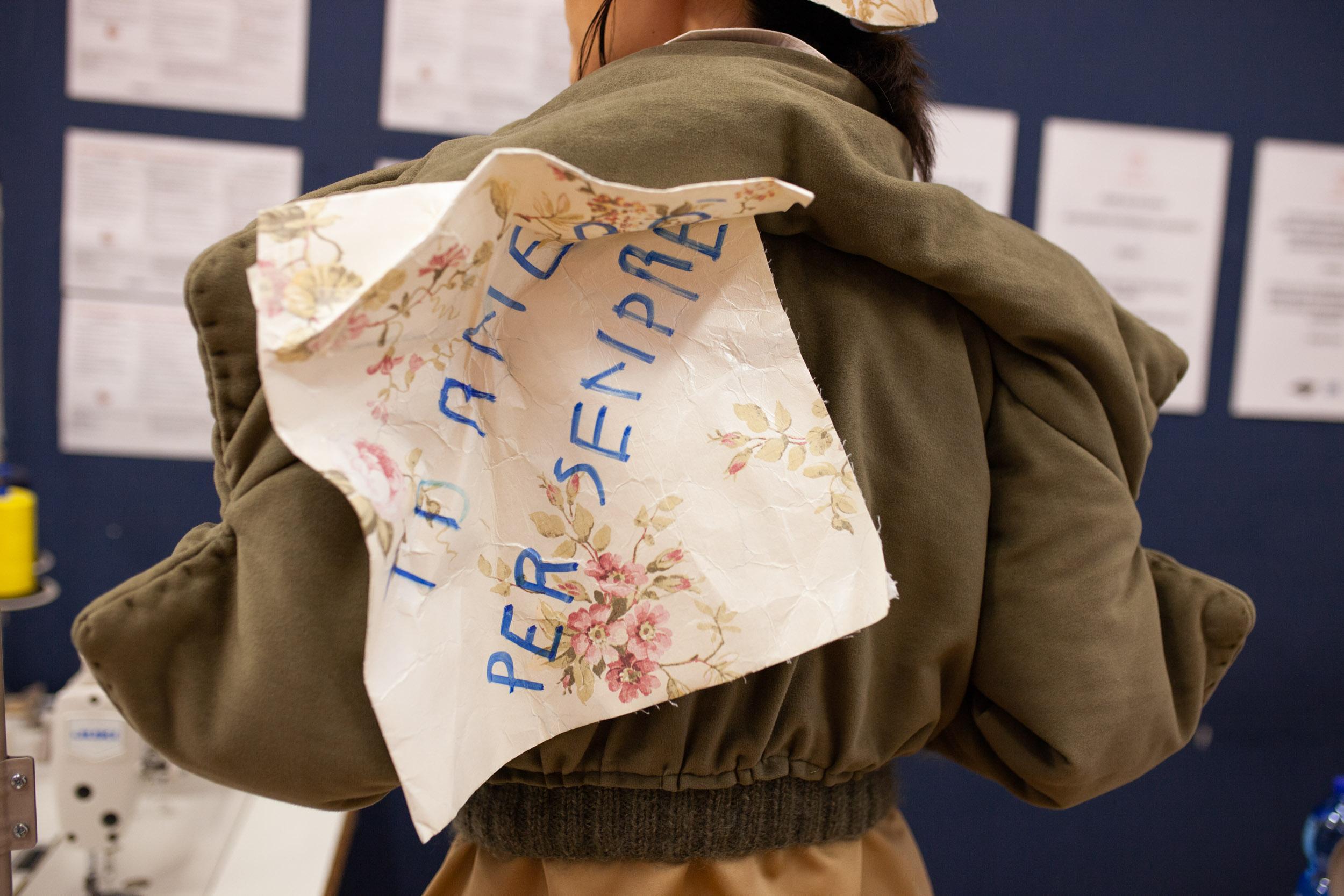 Nuova Accademia Del Design backstage graduation show naba milano - i-d