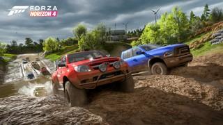 'Forza Horizon 4' screenshot courtesy of Microsoft