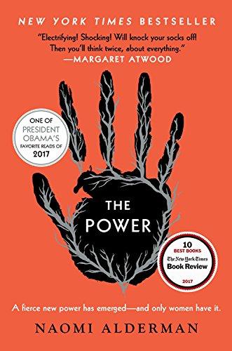Book: The Power by Naomi Alderman