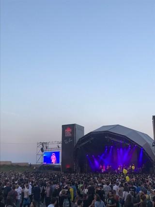 Music festival VICE