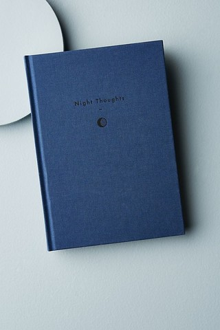 Night Thoughts diary