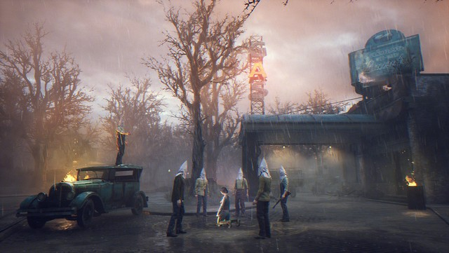The Sinking City' Uses Lovecraft's Racism as Raw Material for a