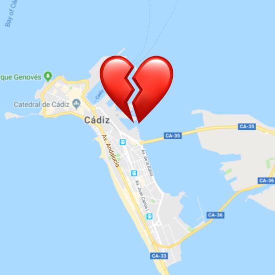 Cadiz - Vacaciones con la expareja