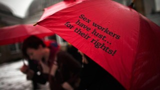 Umbrella Lane sex worker rights group