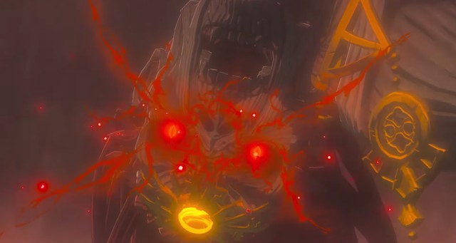 Zelda Is at Its Best When It Embraces Horror - VICE