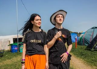 Glastonbury hangover cures vox pop festival